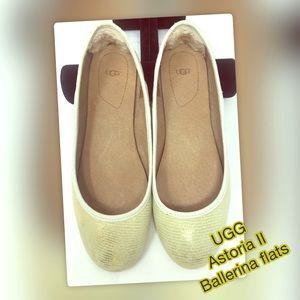 UGG Astoria ll Ballerina Flats